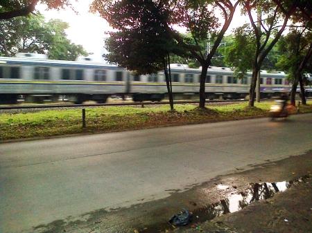 20130721 Lalu lintas Lengang Hari 12 Puasa_Aljon Ali Sagara_Berita Foto Jakarta 01